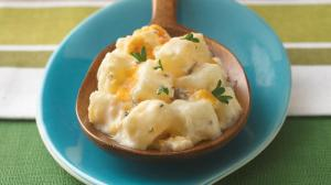 Vegetable of the Week Recipe - Cheesy Potatoes